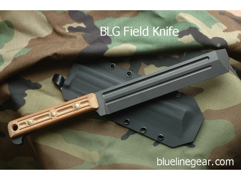 Blue Line Gear Product Details Blg Field Knife