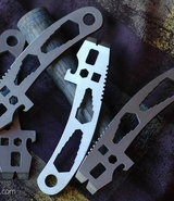 Titanium ATS Bottle Opener MultiTool