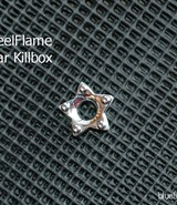 SteelFlame Star Killbox Pendant