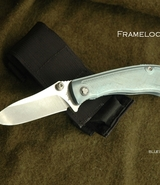 Red Blade Knives - Framelock PIG