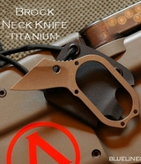 Brock Neck Knife