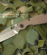 Strider SnG Concealed Carry Tanto