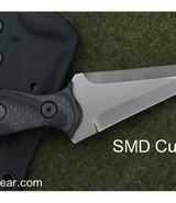 SMD Tanto Fixed Blade