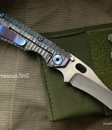 DDC Damascus SnG