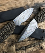 Strider Fixed Blade, Titanium