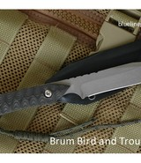 Brum Bird and Trout Knife