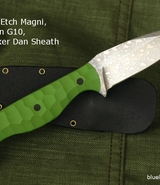 Watson Magni with Tracker Dan Sheath