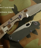Strider SnG Ti Hardware